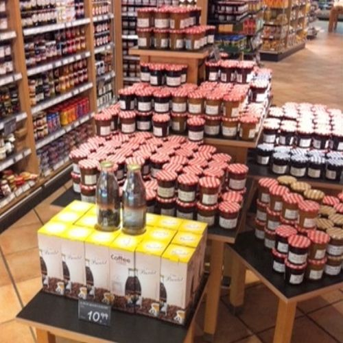 coffee-bottles-in-supermarket