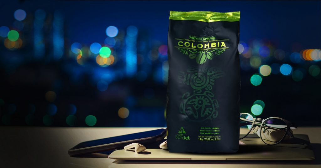 Colombia Gourmet Café