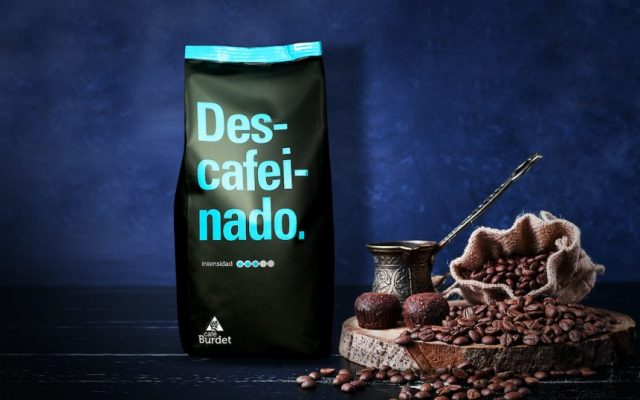 Café Burdet Descafeinado